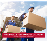 free local store to door delivery