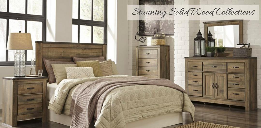 master bedroom queen bed solid wood