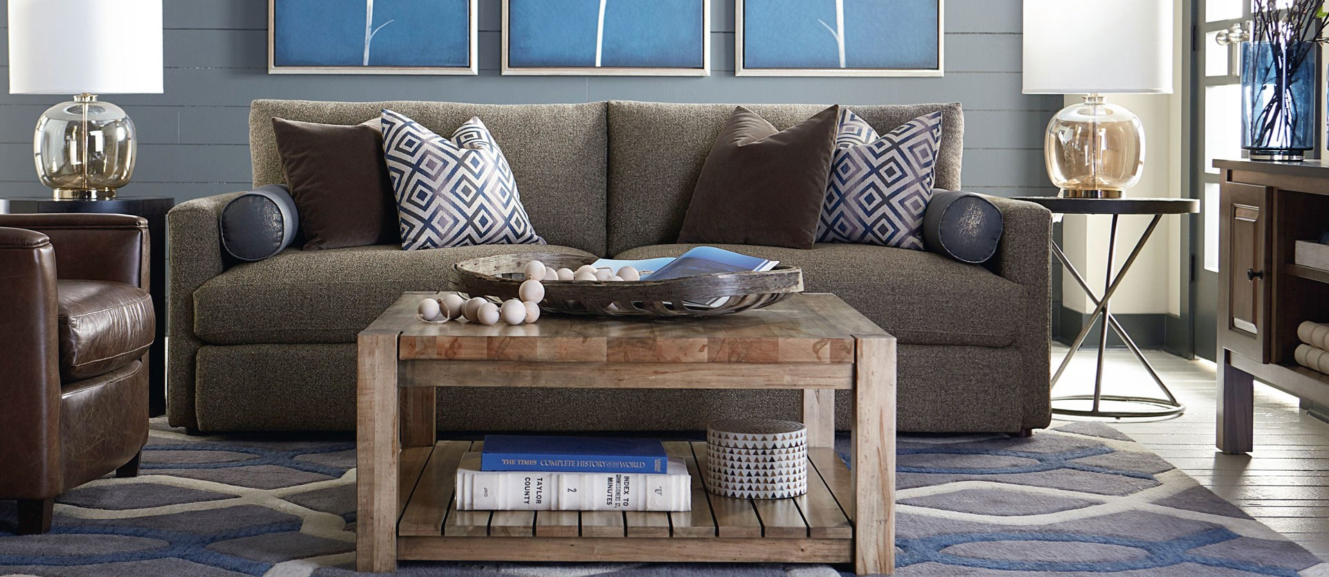 Find a great selection of living room furniture at Virginia Furniutre Market!