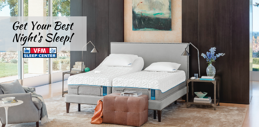 bed mattress adjustable base massage