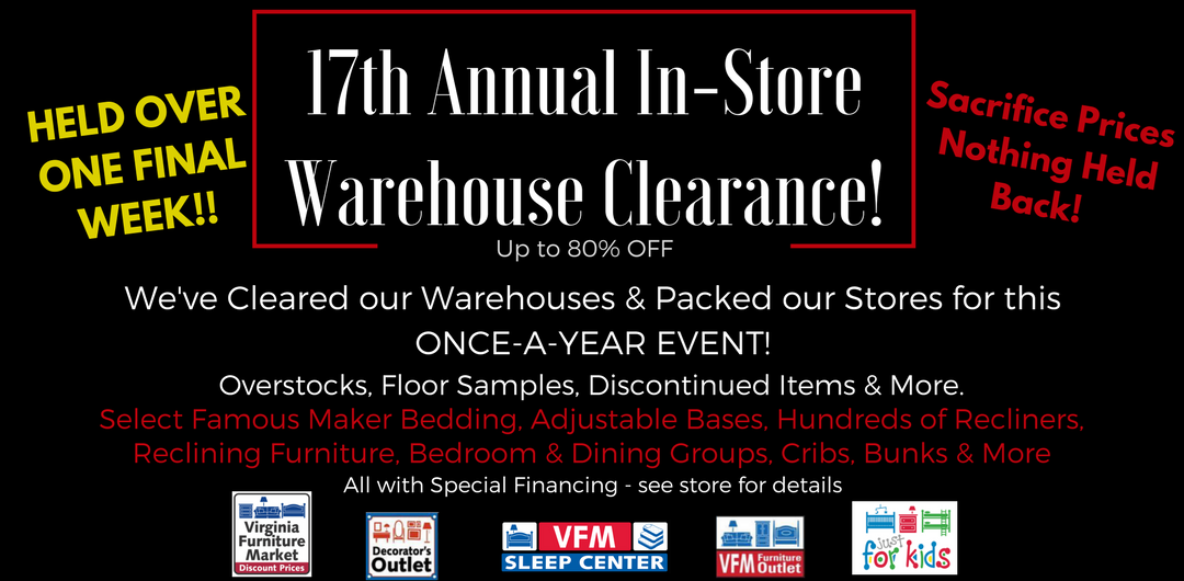 sale furniture warehouse clearance