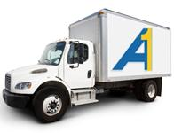 A1 delivery truck