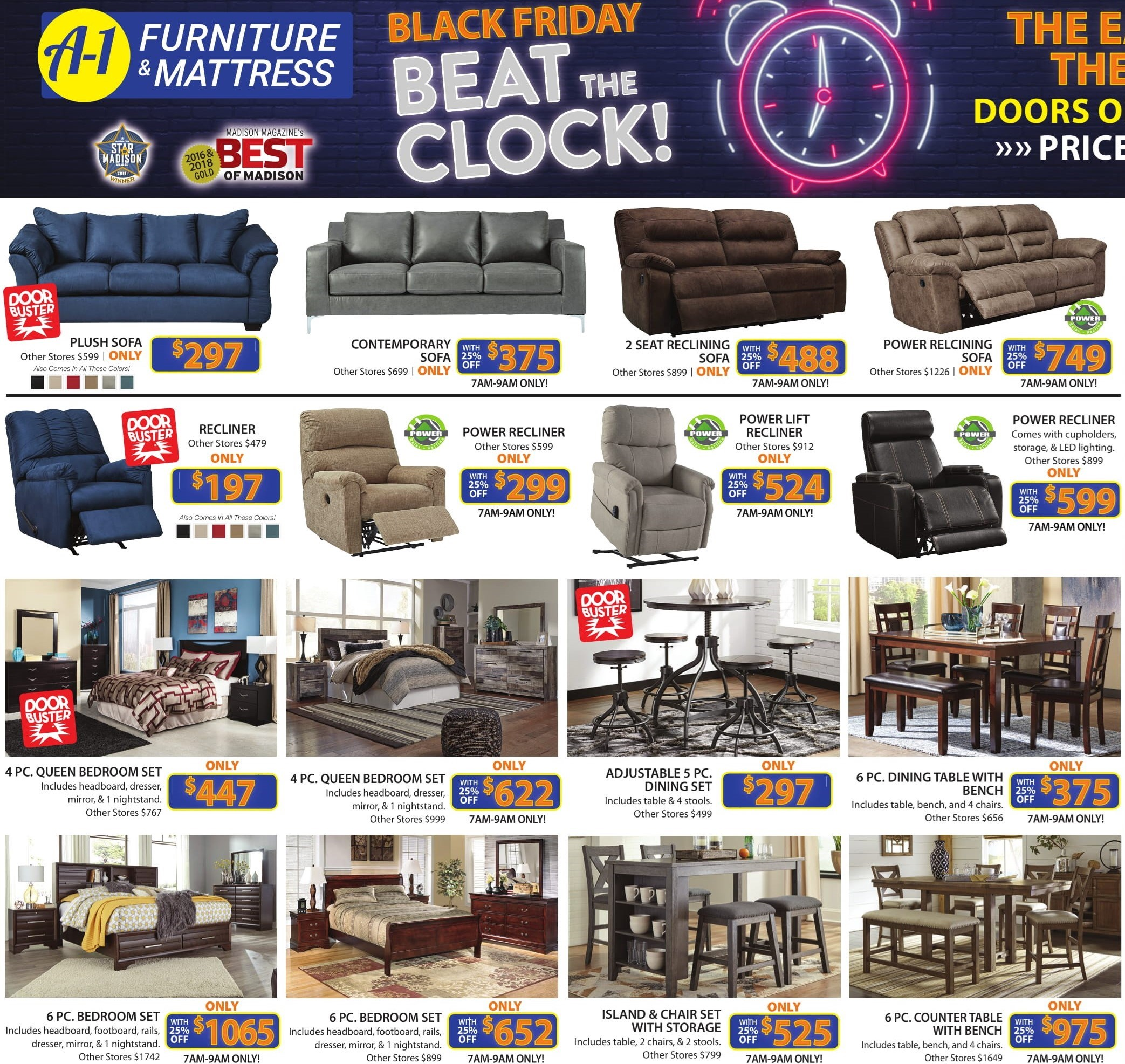 Sensational Early Black Friday Private Sale A1 Furniture Mattress Spiritservingveterans Wood Chair Design Ideas Spiritservingveteransorg