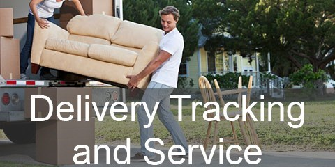 Delivery and Tracking Service