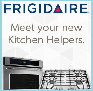 Meet your new Frigidaire kitchen helpers
