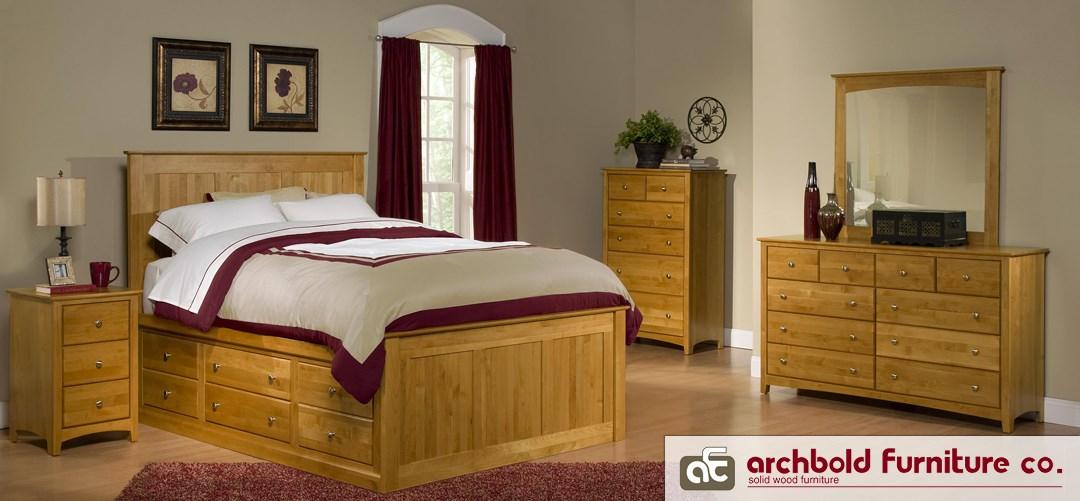Archbold Bedroom Furniture