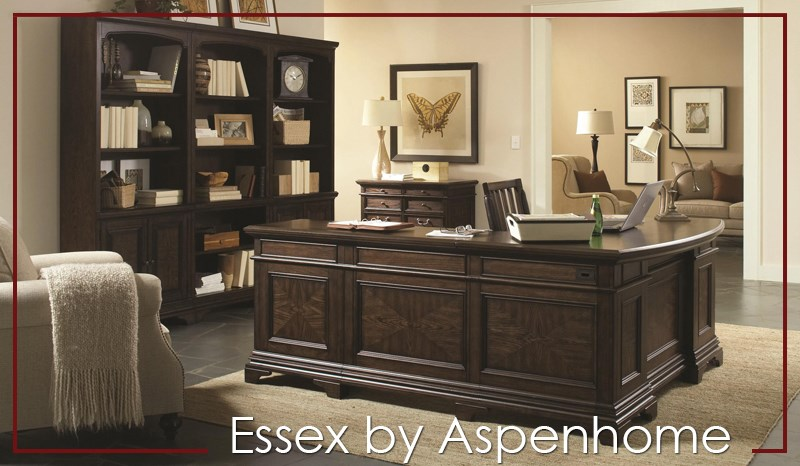 Essex by Aspenhome Office