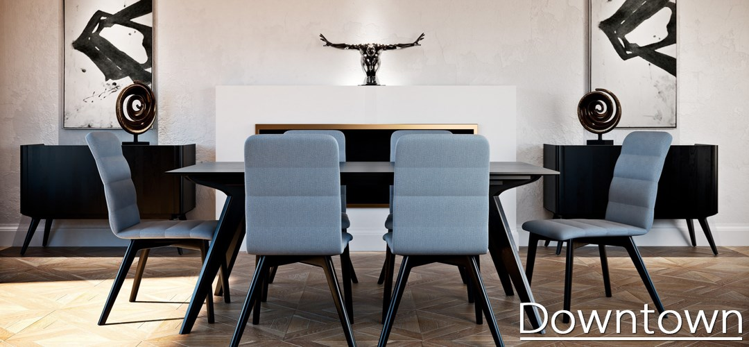 Canadel Downtown Dining Table