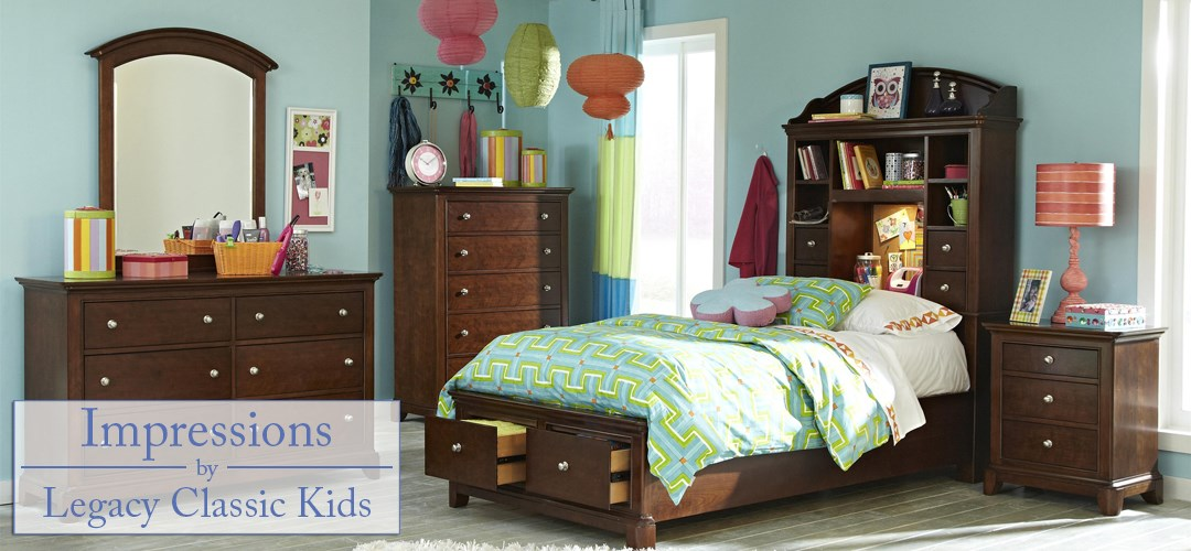 Legacy Kids youth Bedroom