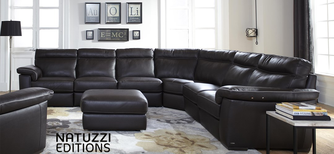 Natuzzi B757 living room collection