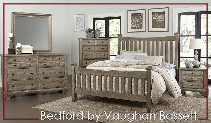 Bedford by Vaughan bassett bedroom