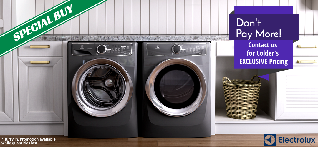 Shop Electrolux Special Buy Items!