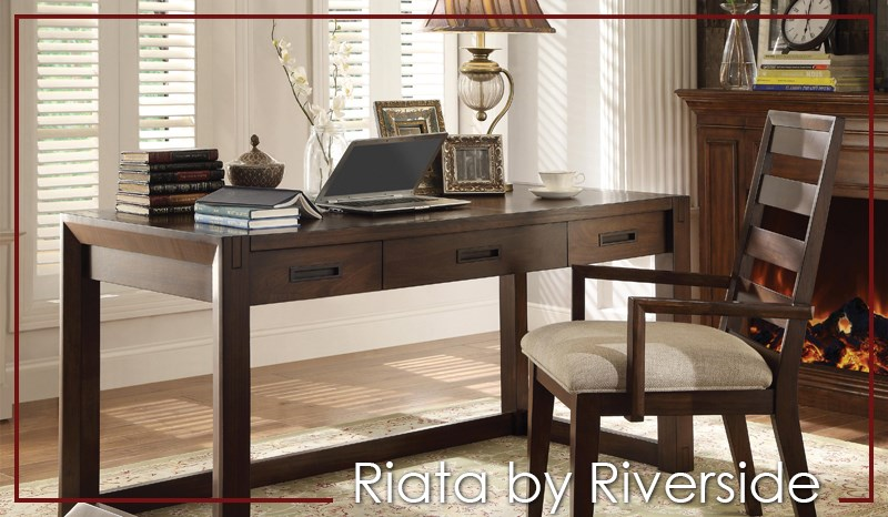 Riata by Riverside Home Office