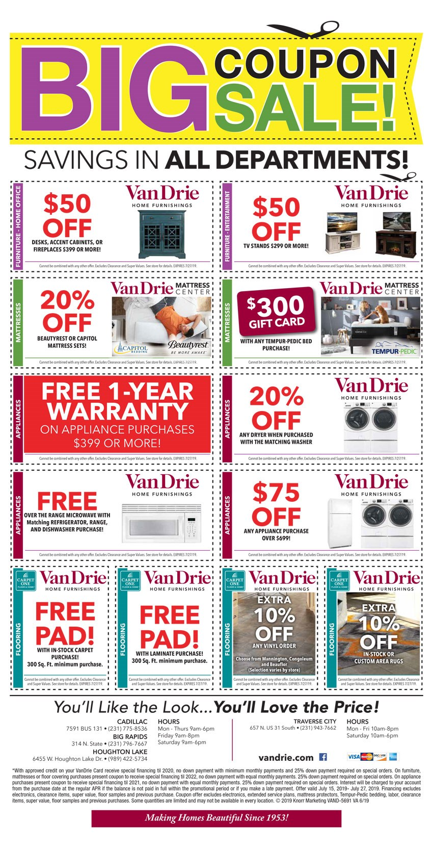 Coupon Sale Page 2