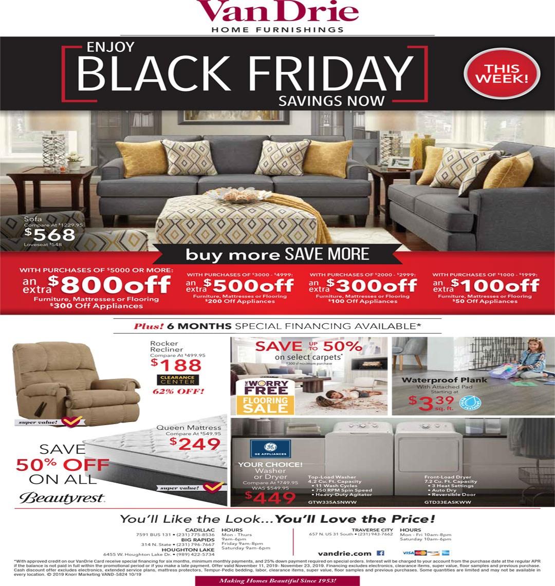Black Friday Buy More