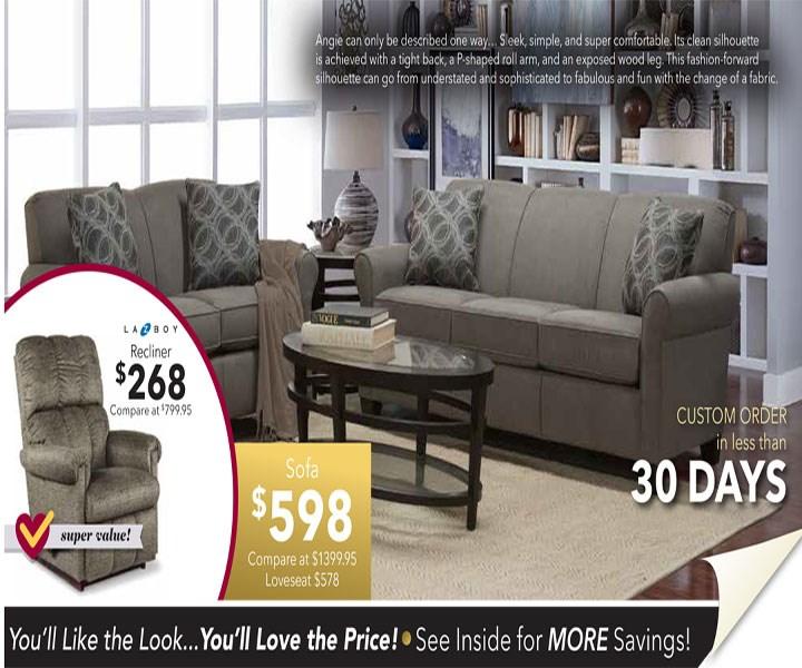 Living Room Mattress Liance Flooring