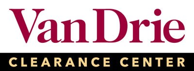 vandrie clearance center logo