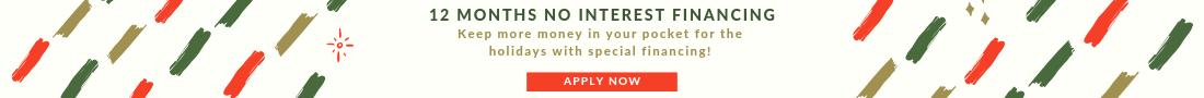 Financing Banner