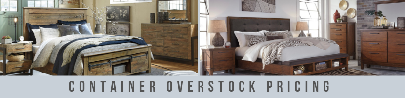 Container Overstock