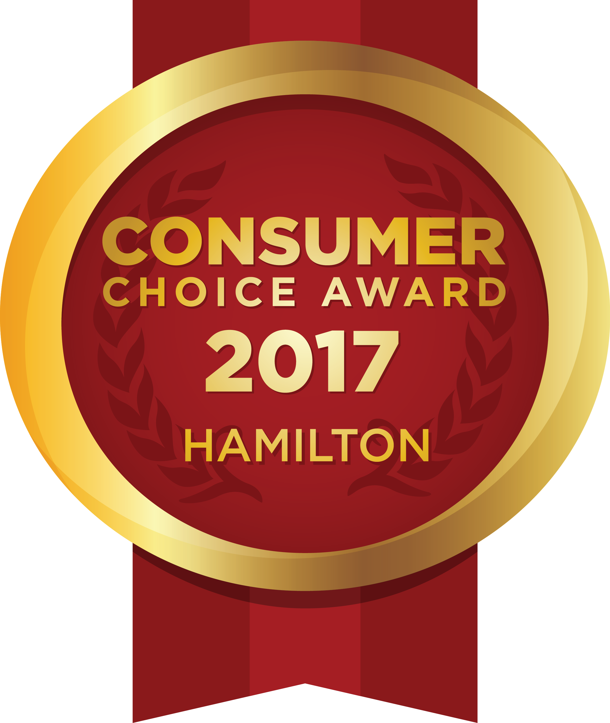 2017 Consumer Choice Award Winner