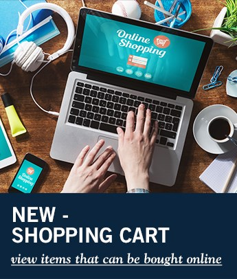 new - shopping cart: view items that can be bought online