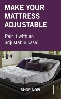 Make your mattress adjustable! pair it with an adjustable base