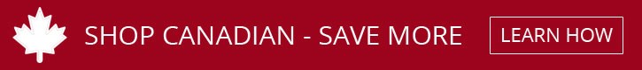 Shop Canadian - Save More