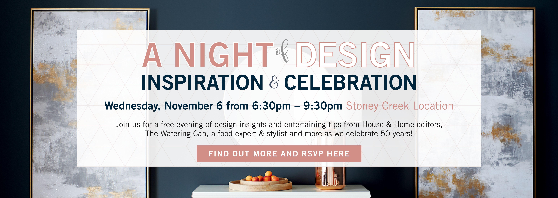 Design Night