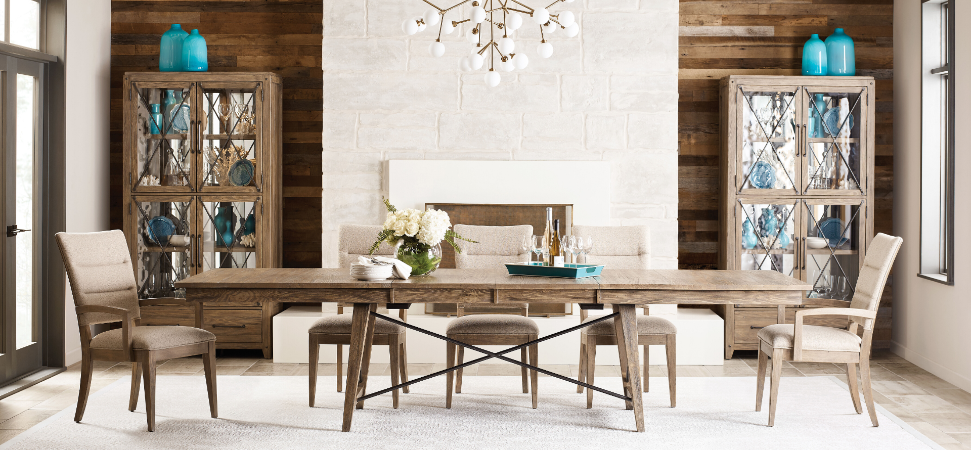 Modern Forge Dining
