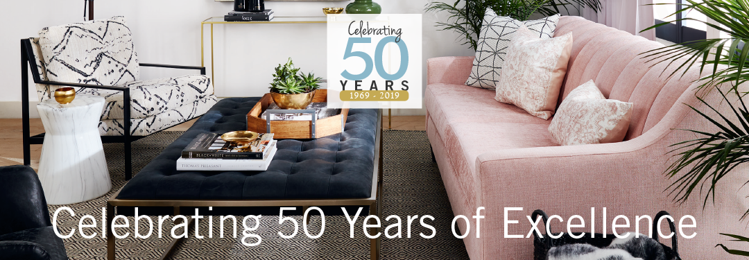 Celebrate 50 Years of Excellence