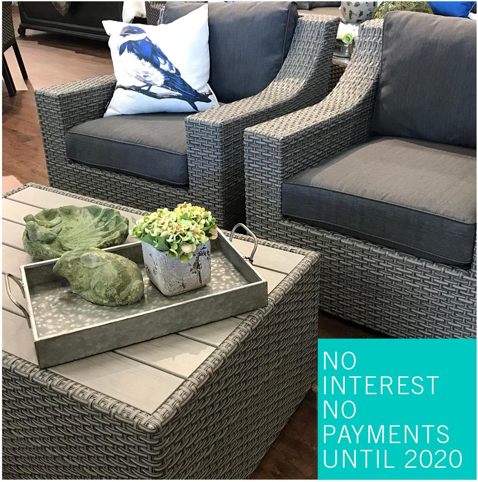 Outdoor Patio Furniture In Vaughan: Chairman Sale 2018 !Dealername