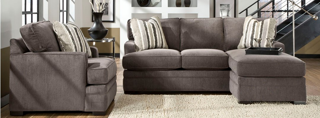 neptune grey sofa with chaise