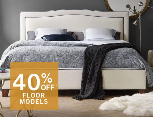 Floor Model Sale - Desk