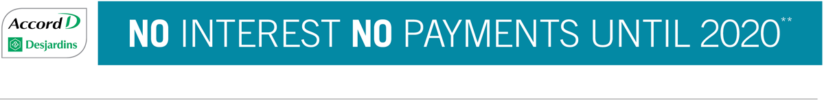 no interest and no payments until 2020