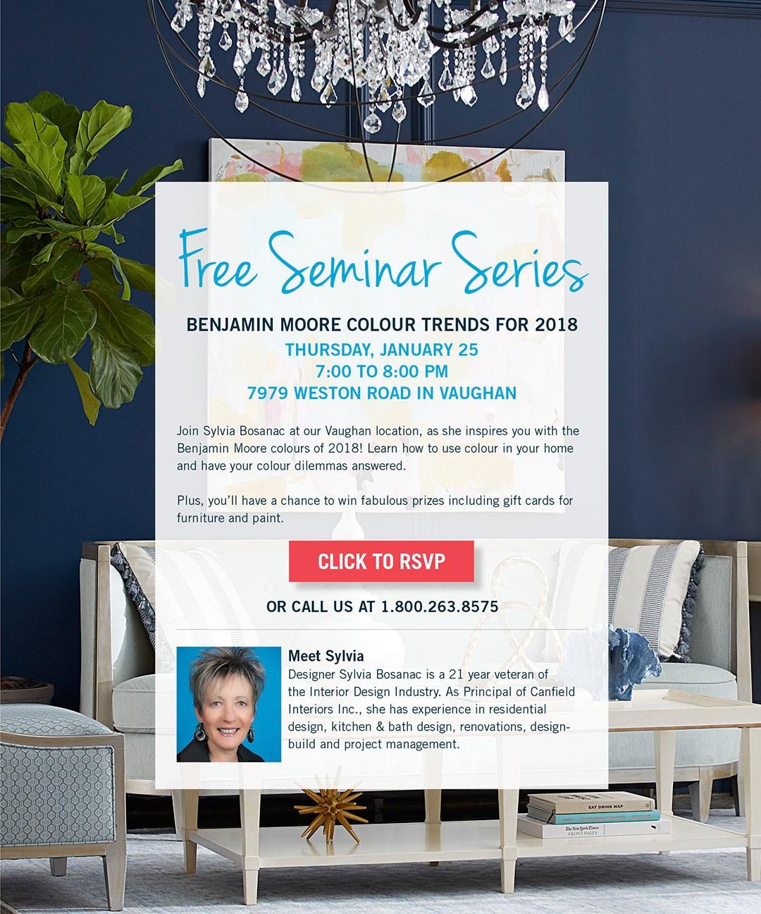 Colour Trends Seminar