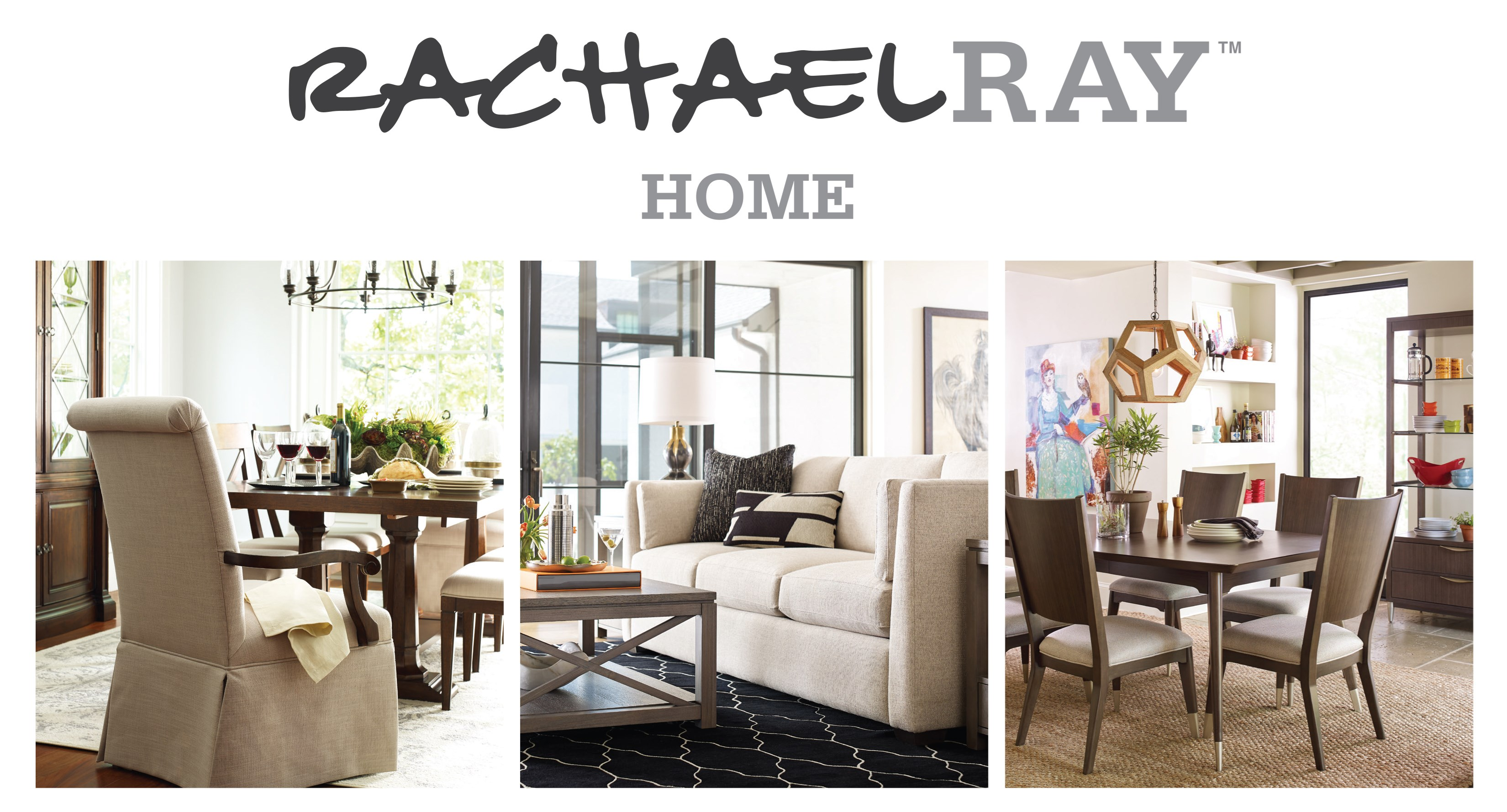 Rachael Ray Home By Craftmaster Furniture