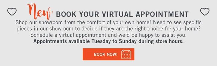 Book a virtual appoinment