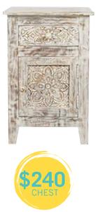 $240 chest