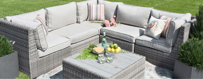 win an outdoor sectional