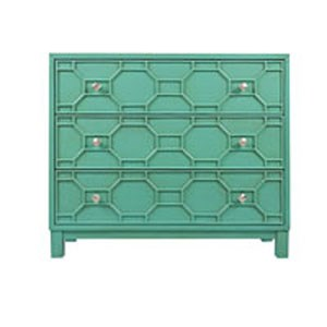 Shop Our Teal Accent Chest
