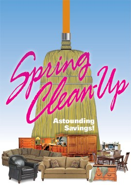 Spring Clean-Up!