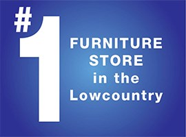 #1 Furniture Store in the Lowcountry