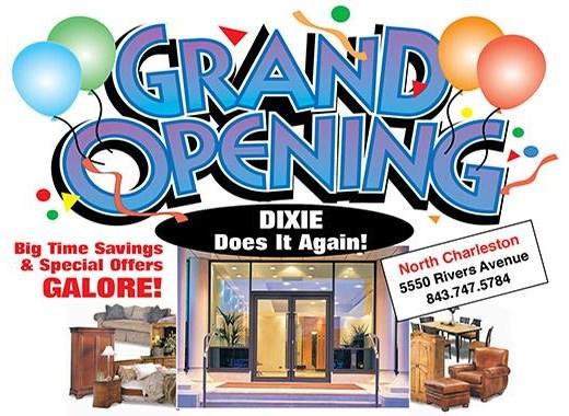 North Charleston Grand Re-Opening!
