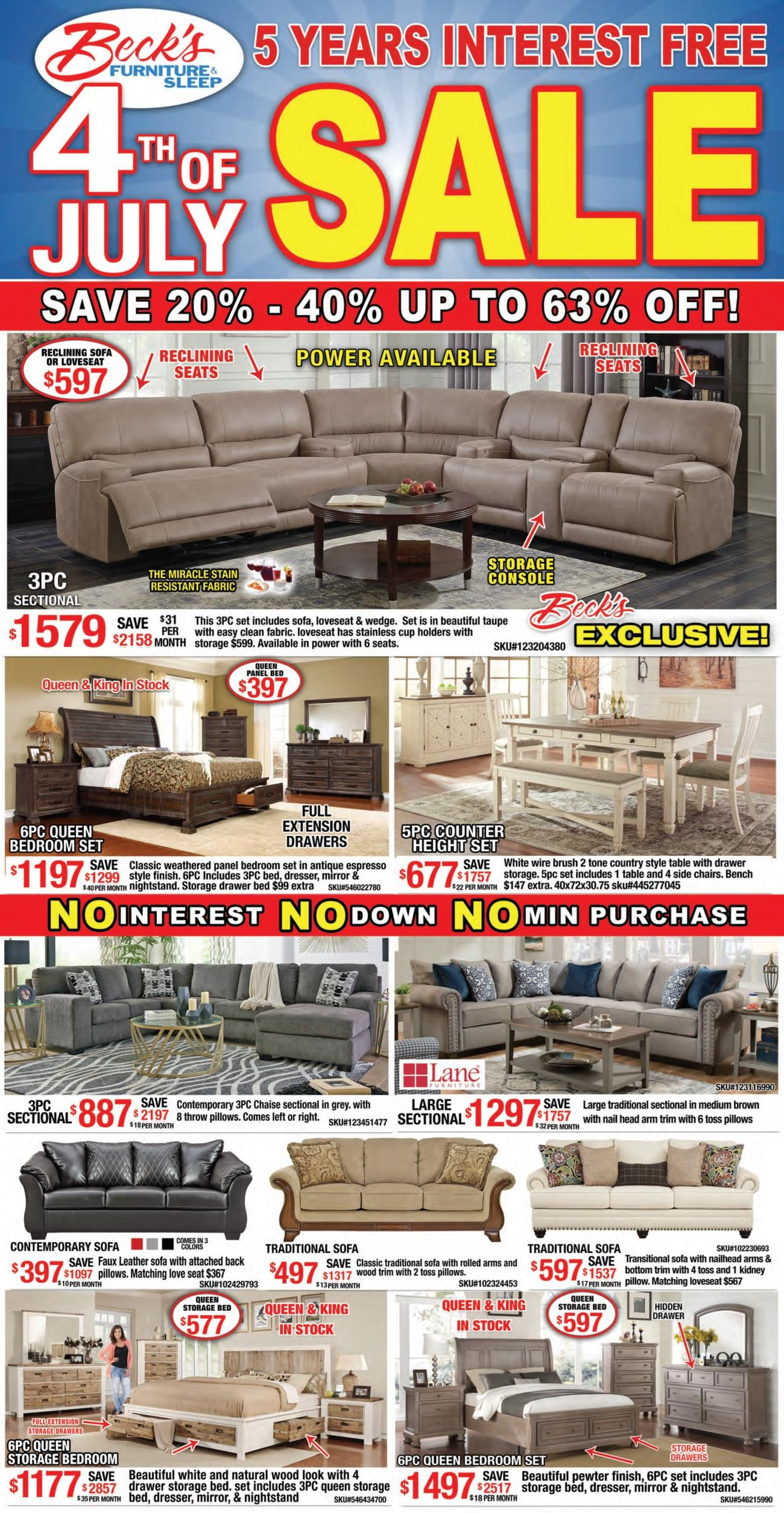 Furniture Deals Discounts Sacramento Rancho Cordova Roseville