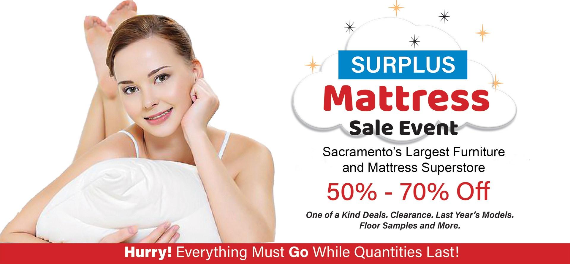 mattress surplus