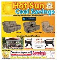Hot Sun Cool Savings