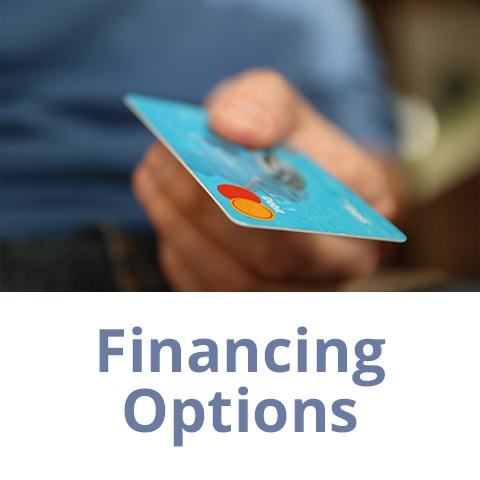 Financing Options Available