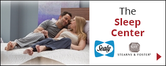 Visit The Sleep Center at Furniture Barn for your Mattress needs.
