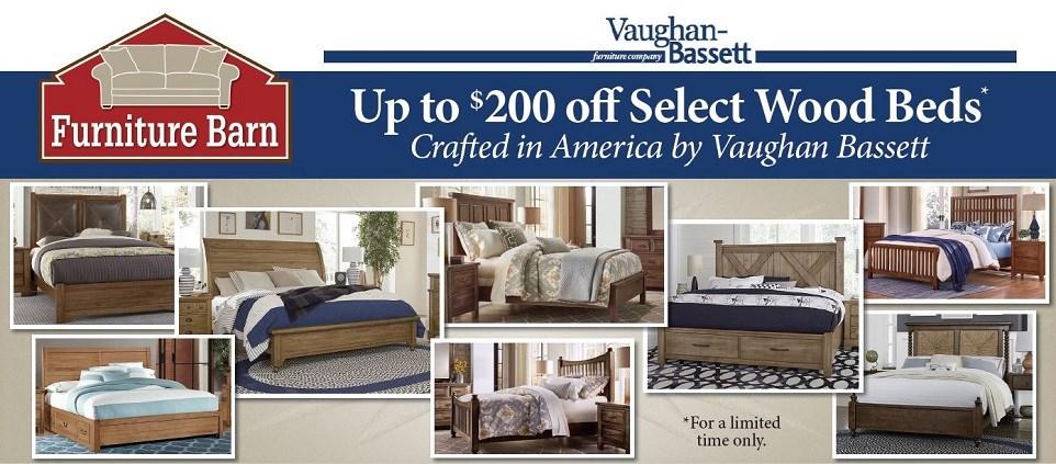 Vaughan Bassett Beds