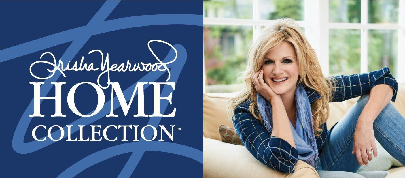 Trisha Yearwood Home Collection available at Furniture Barn